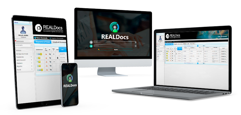 RealDocs beneficios